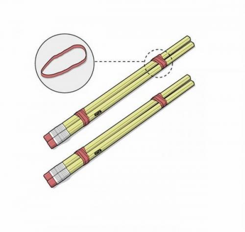 Как сделать арбалет своими руками из карандашей
